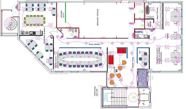 Bureau etude electrique Plans d'exécution v3